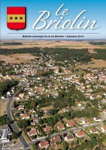 Le Briolin - Automne 2014