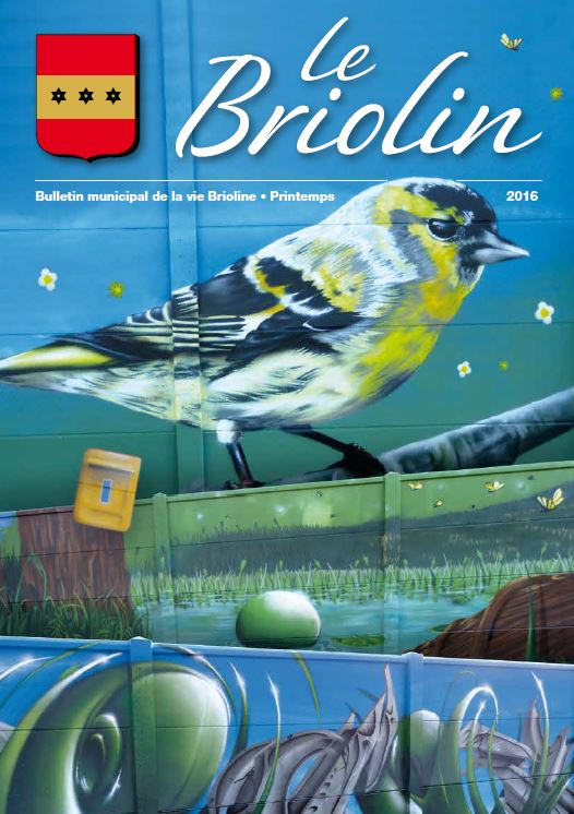 brolin printemps 2016, magazine de Brières les Scellés