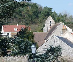 village de Brières les Scellés