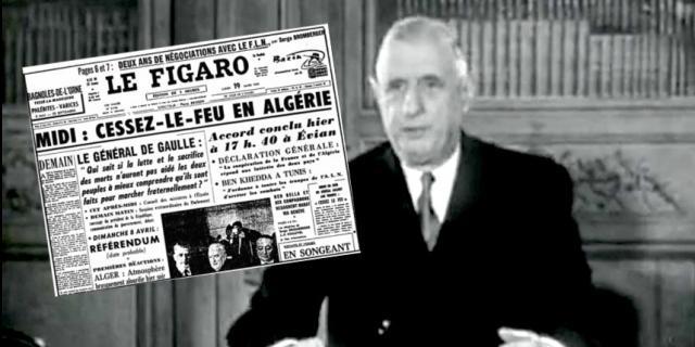 commemoration de la fin de la guerre d'Algerieà Brieres les Scelles