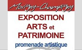 exposition artistique à Morigny
