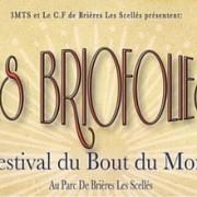 affiche briofolies 2016 a Brières les Scellés
