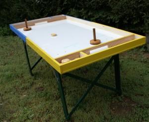 BrioFolies jeux anciens fabriqués main avec du bois de récupération