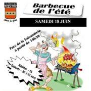 barbecue à Brières 2016