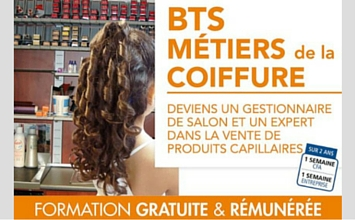 formation coiffure