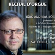 recital d'orgue à Etampes