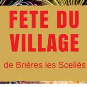 Fete du village de Brières les Scellés