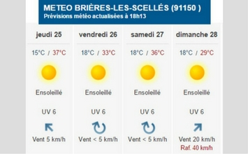 canicule-Brieres