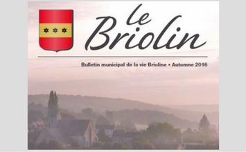 Le Briolin - Automne 2016