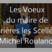 voeux du maire de Brières