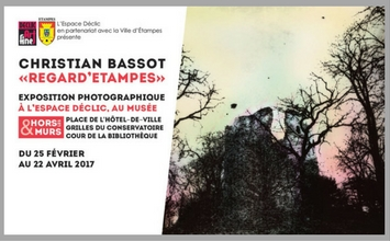 Exposition Christian Bassot, photographe d'art
