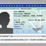 Carte Nationale d'Identité - Brières