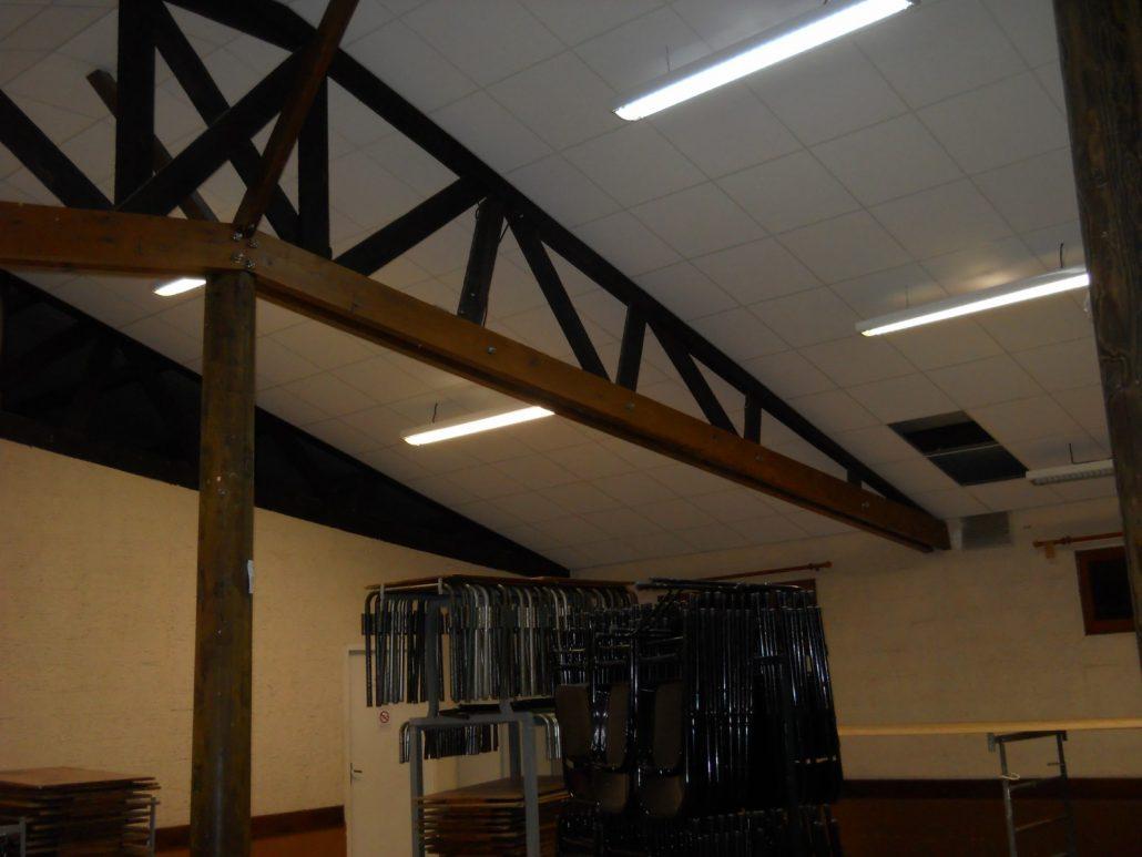 salle du parc de Brières les Scellés