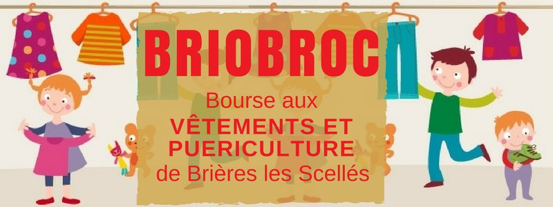 Bourse aux vetements de Brieres