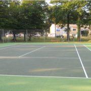 Courts de tennis de Brières