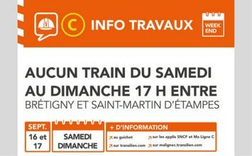 Travaux RERC