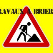 Travaux à Brières