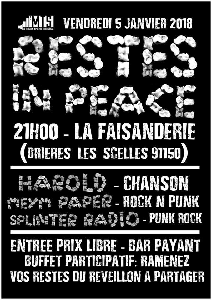 Concert 3MTS à Brières