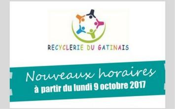 La recyclerie du gatinais