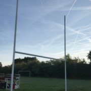 poteaux de rugby à Brières