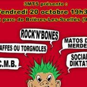 concert à Brières Octobre 2017