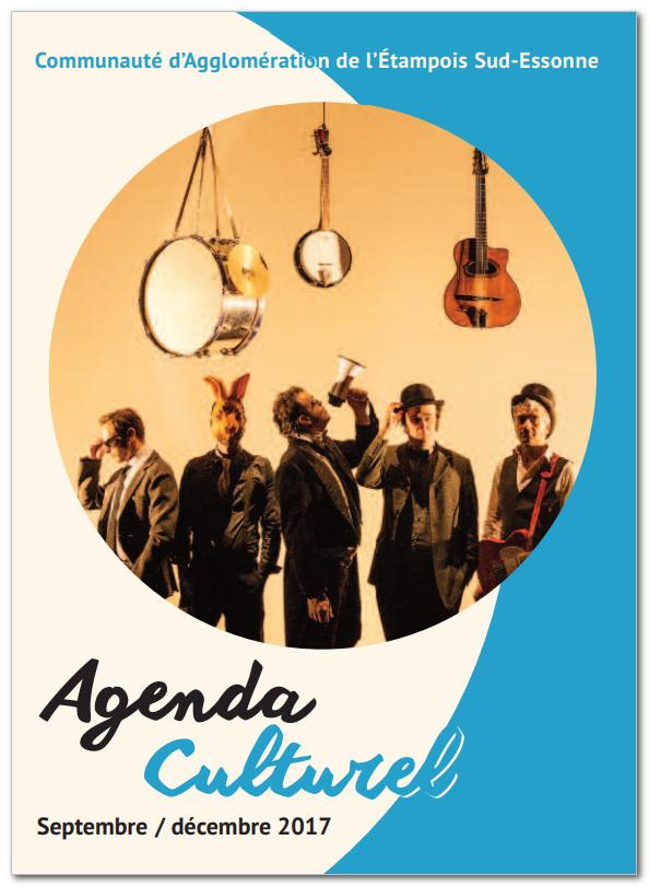 Agenda culturel Septembre-Décembre 2017