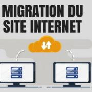 Migration du site internet de Brières les Scellés