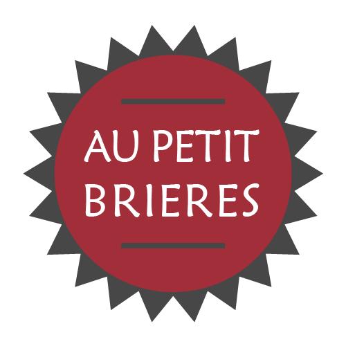 """logo """"Au Petit Brières"""""""