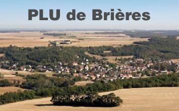 Calendrier du PLU de Brières