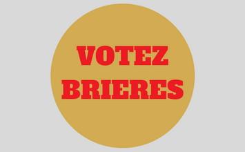 Votez pour Brières