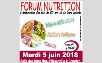 Forum Nutrition
