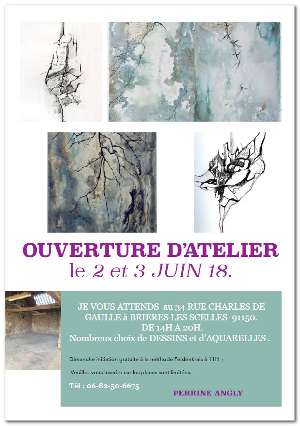 atelier Perrine Angly