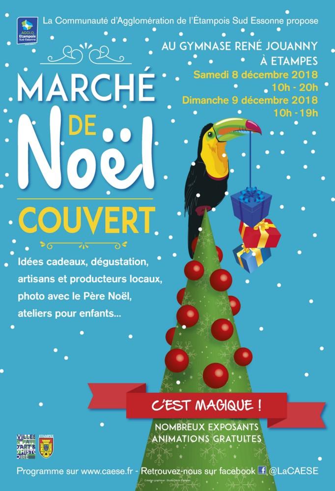 Marché de Noël Etampes