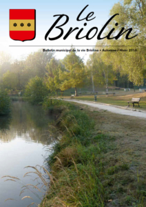 Le Briolin - Automne 2018