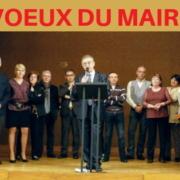voeux du maire - Brières les Scellés -2019
