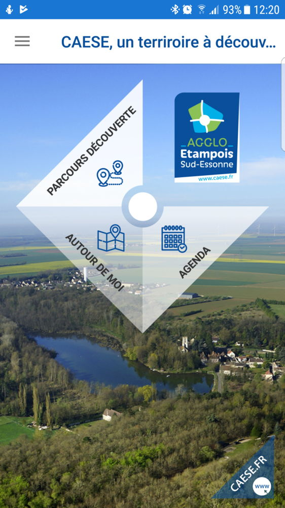 application Etampois Sud Essonne