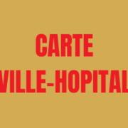 carte Ville-hôpital pour les + 75 ans