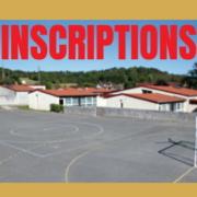 inscriptions à 'école maternelle de Brières pour l'année 2019