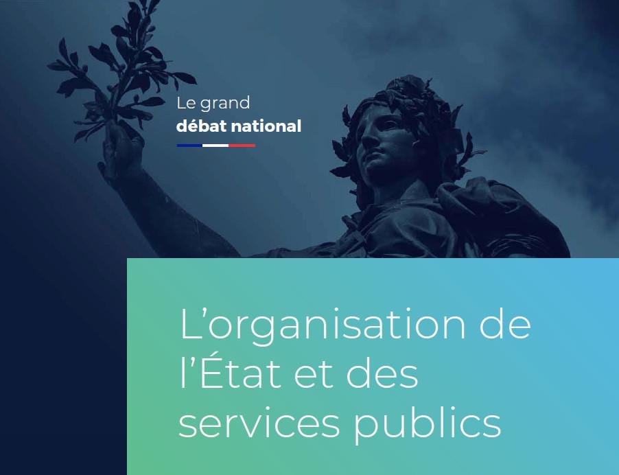 Grand débat national à Morigny Champigny