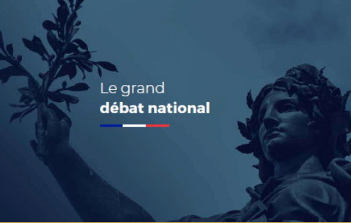 Grand débat national à Morigny Champigny