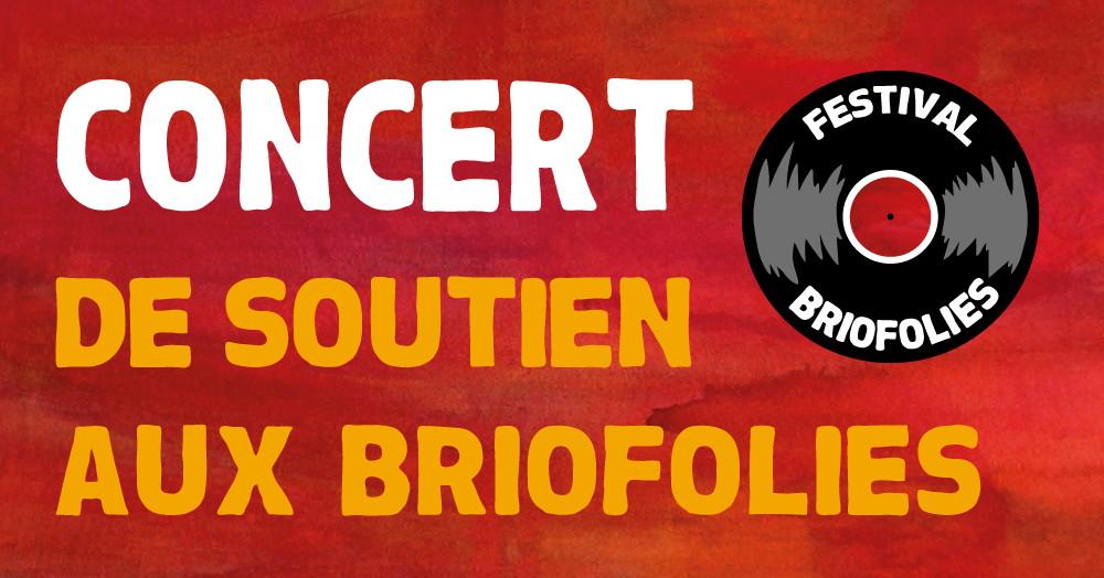 concert de soutien aux BrioFolies