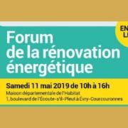 5ème Forum de la Rénovation Energétique en Essonne