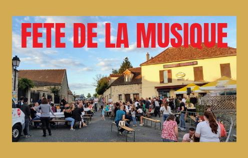 Fete de la musique Brieres 2019