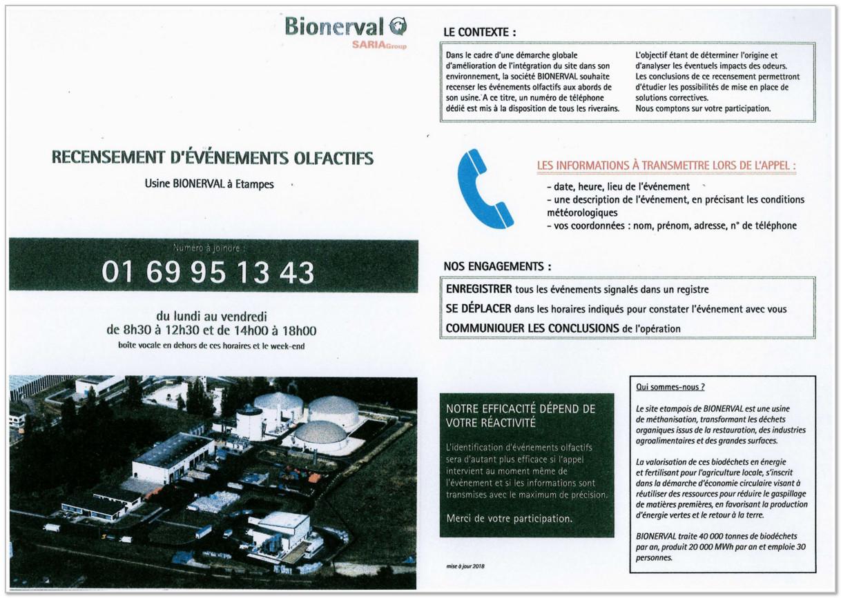 usine bionerval