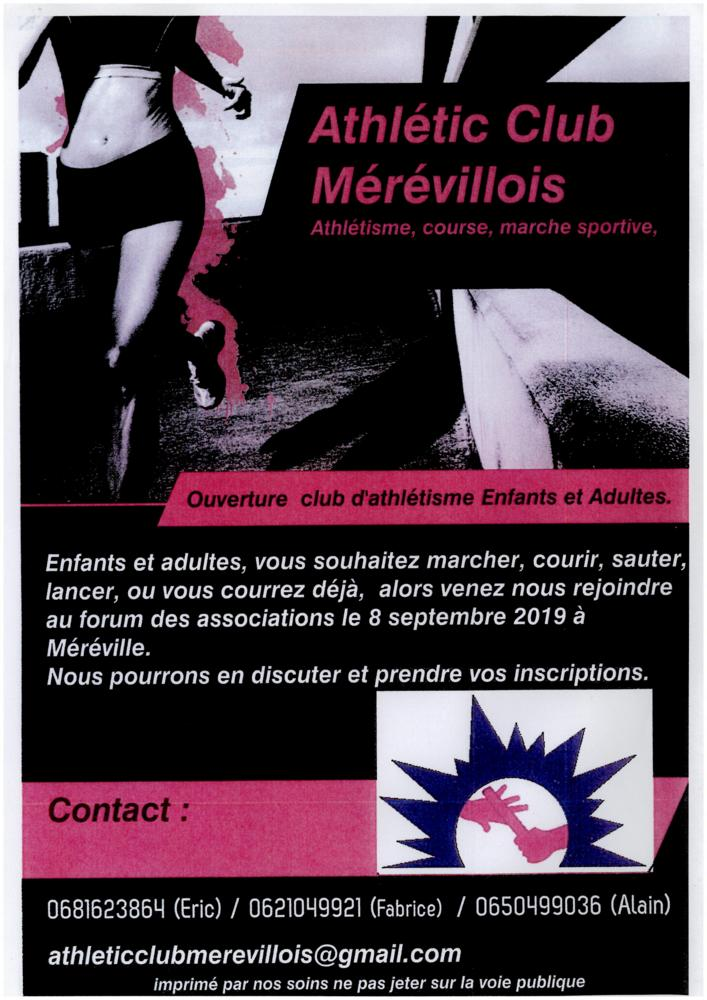 athletisme mereville