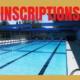 inscriptions piscine CAESE