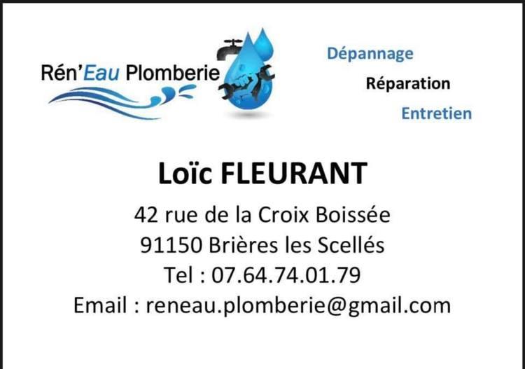 plombier à Brières