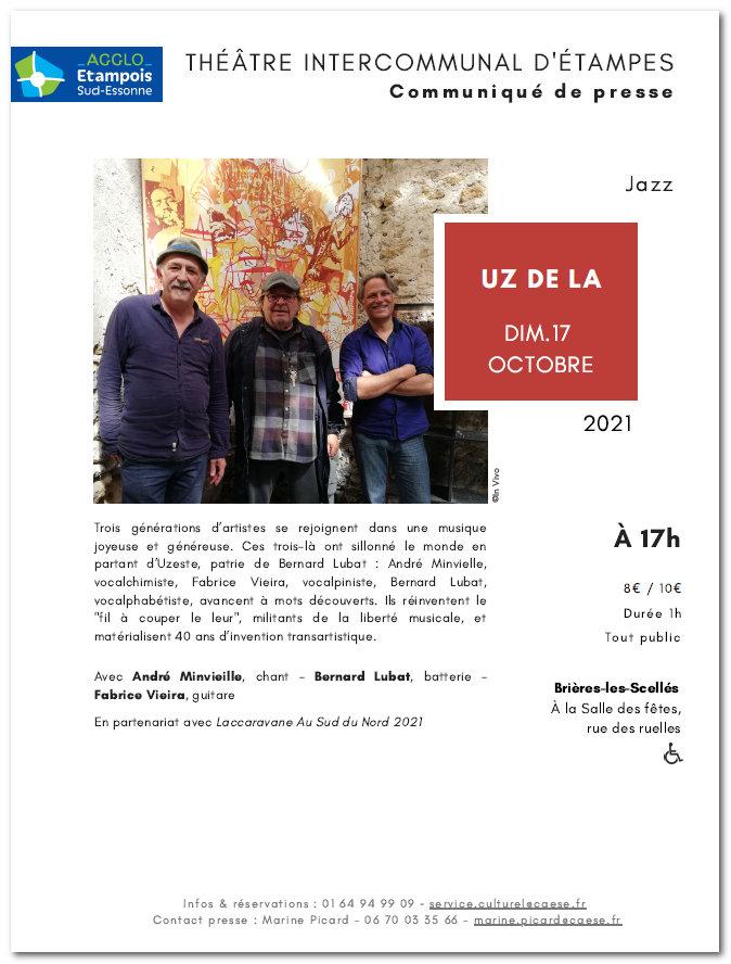 Concert à Brières